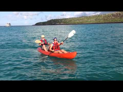 Galapagos Adventure aboard M/V Evolution May 23 - May 30