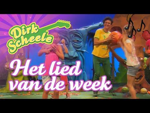 Dirk Scheele - Het lied van de week