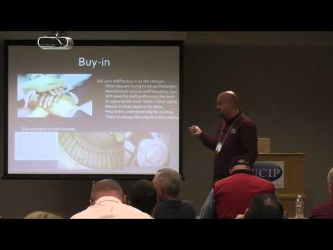 Facilities Management Workshop 2015 - Inventory Control and Maintenance Tracking