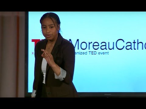 The Campaign for Happiness    Nyah Scott   TEDxMoreauCatholicHS