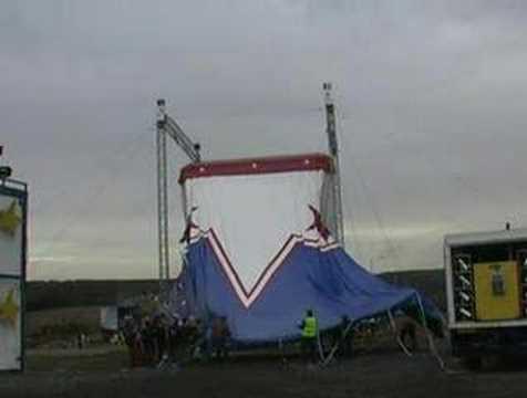 circus mondao big top build