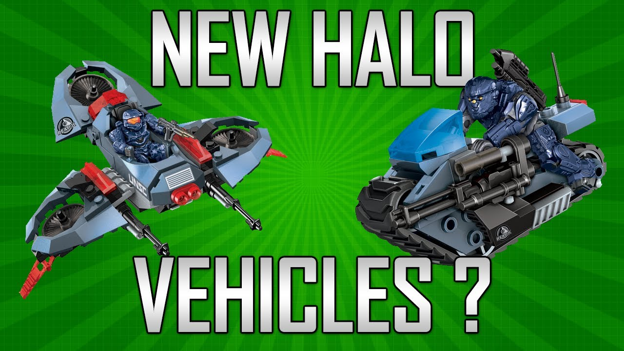 Halo News 2 New Unsc Vehicles Siege Bike And Light Assault