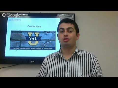 YAL Recruitment Webinar