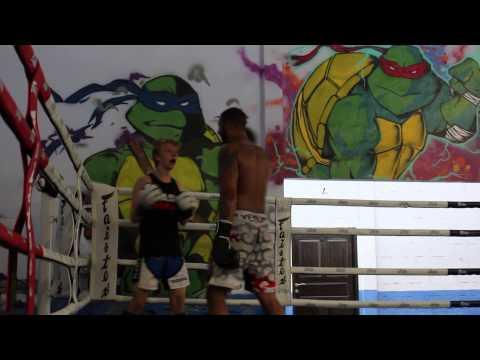 Day In The Life at Bali Muay Thai & MMA Training Camp