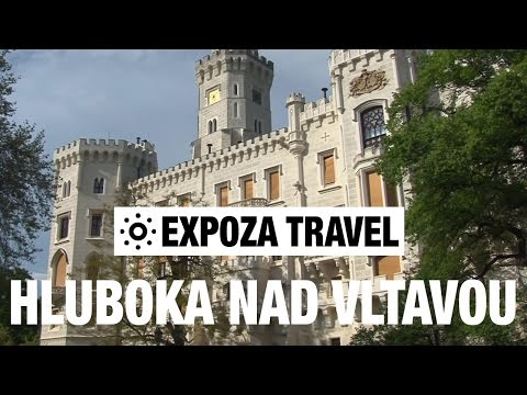 Hluboka Nad Vltavou (Czech Republic) Vacation Travel Video Guide