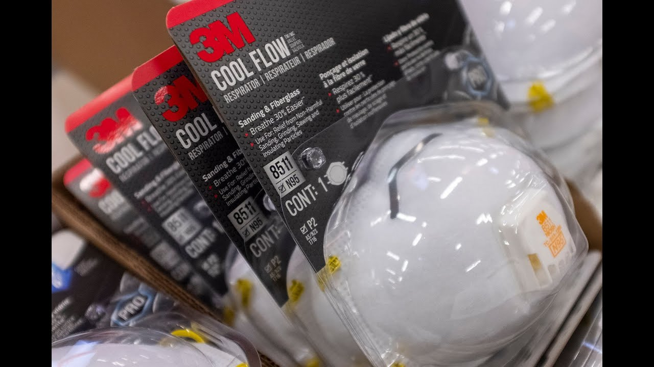 N95 mask shortage: Why donations won't help every health care ...