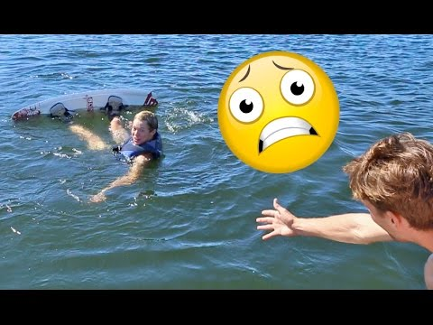 Thumbnail: I HAD TO GET RESCUED!