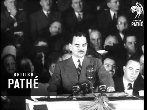 Dewey At Convention (1944)