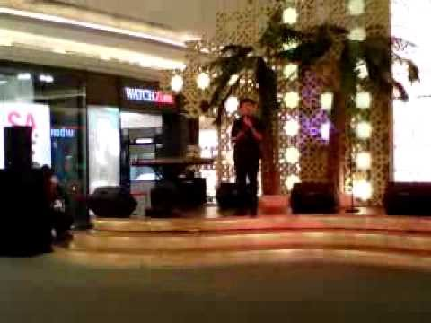 Rendy Lauw @ Lippo Mall Kemang Village (Compilation Songs)