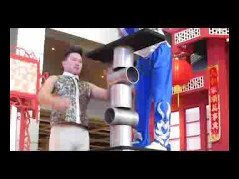 China Acrobatic Performances
