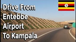 Drive from Entebbe Airport to Kampala Uganda   Feb 2019 | It's Iveoma