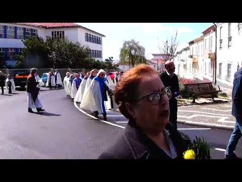 PROCISSÃO DE RAMOS DO SANTUÁRIO DA CONCEIÇÃO - 2019