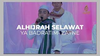 Download YA BADRATIM ZAYNE LIVE DI TV ALHIJRAH BERSELAWAT