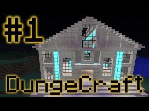 Dungecraft - Feed the Beast - Epic Beginnings #1