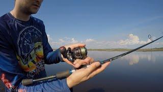 ARREMESSO com MOLINETE, como melhorar a precisão. Tutorial e dicas de pesca.