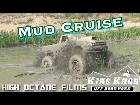 KING KNOB OFFROAD 2ND ANNUAL MUD MANIA MUD RIDING