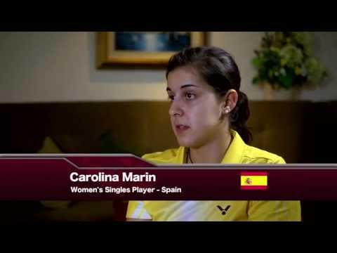 Carolina Marin 2012 Profile