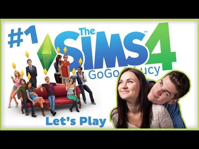 The Sims 4 - GoGo a Lucy | Part.1 - Supermário a Martinka z Turca!