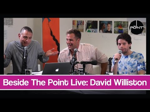 Beside The Point Live: David Williston