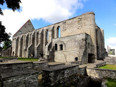 Монастырь Святой Бригитты/St. Bridget's Convent in Tallinn