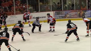 Grand Rapids Hockey vs Moorhead-Feb 2017-Spuds win 4 to 0