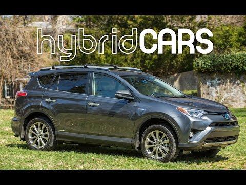 2016 Toyota RAV4 Hybrid Review – HybridCars.com Review