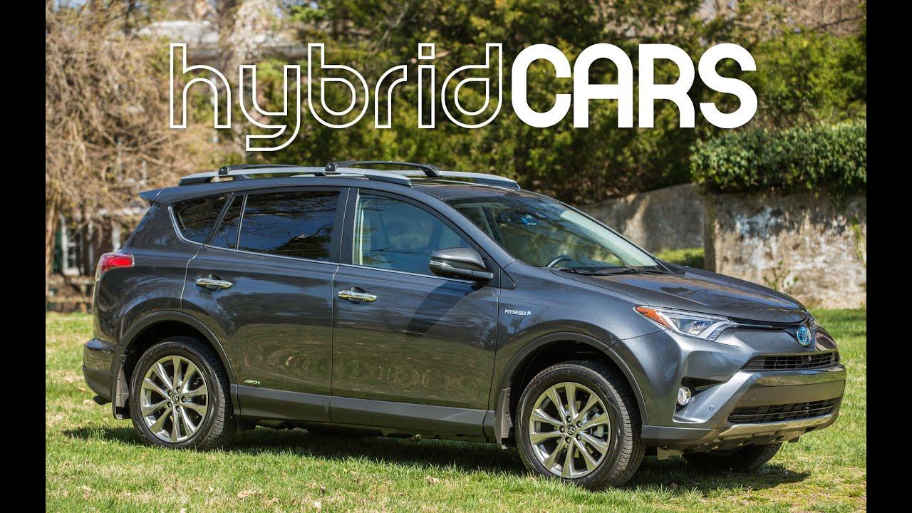 2016 Toyota Rav4 Hybrid Review Hybridcars
