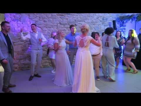 SoundONE Cornwall Wedding DJ @ Trevenna Barns - Mr and Mrs Belcher