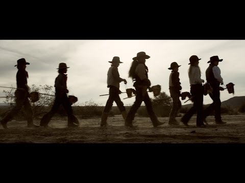 Marty: A Wild West Neverland - Short Film Trailer (2015)