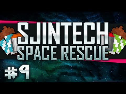 Sjintech Space Rescue #9 - Slimeballs and the Kimslayer