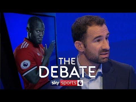 Should Jose worry about Lukaku's lack of goals?   Paul Merson & Danny Higginbotham   The Debate
