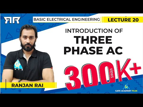 Basic Electrical Engineering | Module 3 | Introduction of Three Phase AC  (Lecture 20)