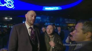 Tyson Furys Retirement Plans: Real Sports Bonus Clip (HBO)