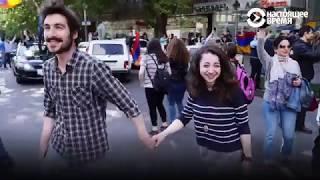 Бархатная революция в Армении: как это было