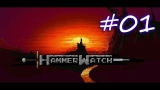 Hammerwatch - Gameplay Walkthrough Part 1 - (PT/BR)