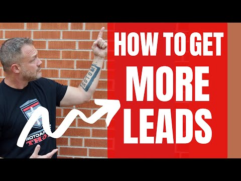 How To Get More Leads for Your Construction Business
