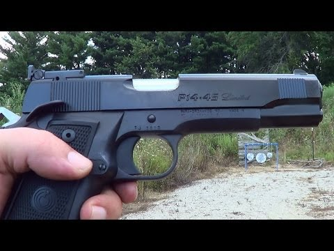 Para Ordnance P14 Limited 1911 45acp
