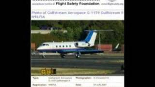 Guantanamo Torture Jet linked to HOMELAND SECURITY