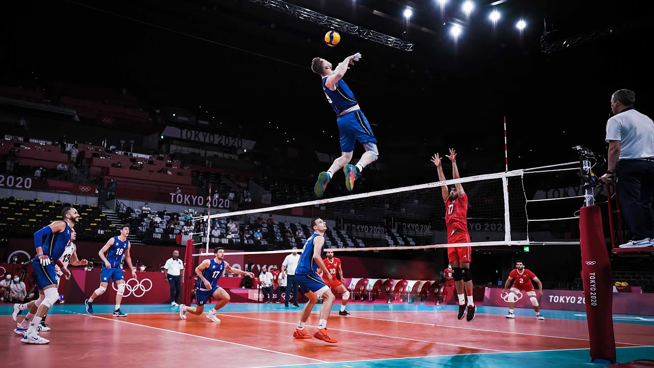 Volleyball GOAT   Ivan Zaytsev   Greatest of All Time !!!