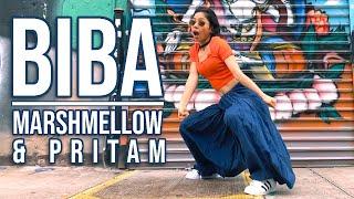 Marshmello X Pritam - BIBA Feat. Swara Dance Choreography (2019)
