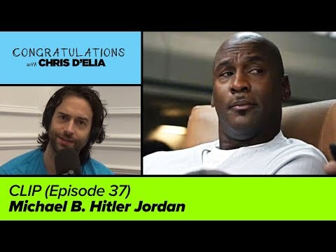 CLIP: Adolf B. Jordan - Congratulations with Chris D'Elia