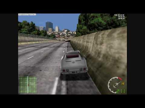 Test Drive 5 HD: High Jump & High Speed in SF