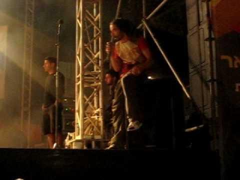 Hadag Nahash / הדג נחש - California קליפורניה (Live from Haifa!)