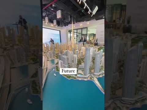 Future Of DUBAI #burjkhalifa #shorts #shortsvideos