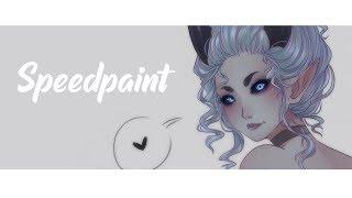 Cathpun's dtiys - Speedpaint -