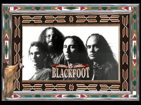 Blackfoot - Train, Train 1979 HQ