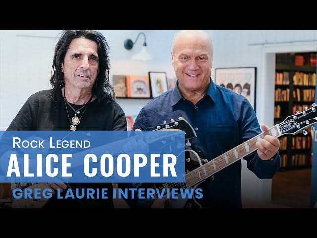 God, Drugs and Rock 'n' Roll: An Interview with Alice Cooper