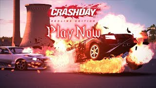 PlayNow: Crashday Redline Edition | PC Gameplay