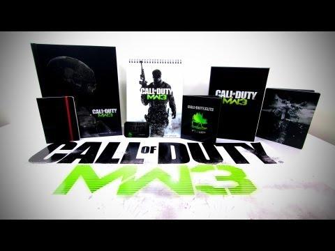 Modern Warfare 3 Hardened Edition Unboxing (MW3)