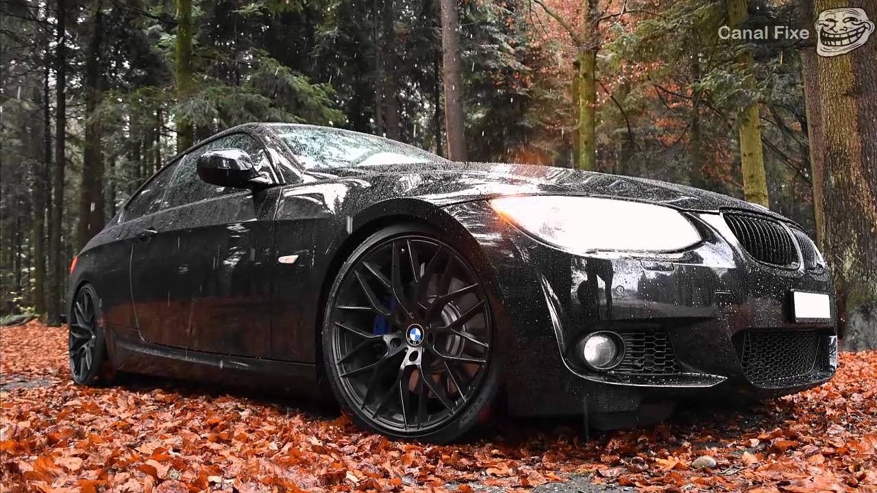 bmw 335i e92 m performance autumn winter youtube. Black Bedroom Furniture Sets. Home Design Ideas